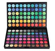 120 цветов тени для век обнаженную Comestic продолжительную красоты макияж