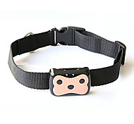 Cat / Dog GPS Collar Waterproof / Batteries Included / GPS Black / Pink Plastic