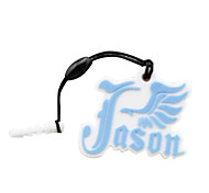 Jason LOGO Mark Phone Dust Plug