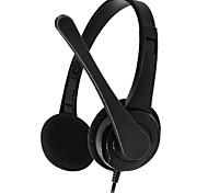 SENICC ST-417 Fones (Bandana)ForLeitor de Média/Tablet / Celular / ComputadorWithCom Microfone / DJ / Controle de Volume / Games