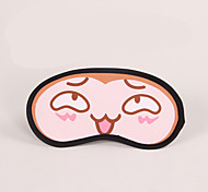 Travel Sleeping Eye Mask Type 0021 Fake Eyes With Cooling Gel