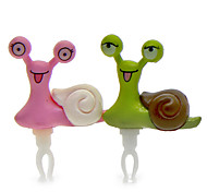 Snail Lovers Dust Plug