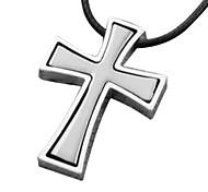 крест кулон ожерелье