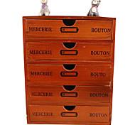 rack de parede de madeira é retro decorativo caixa de armazenamento de prateleira gancho de parede criativo parede da sala de rack