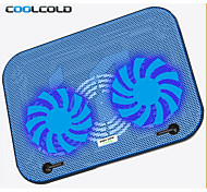 Ultrathin Double Fan Cooling Pad Low Noise For Laptop