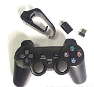 Wireless Game Controller for PC/Smart Phone Game with Telephone Stand