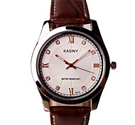 Men's Quartz Business Waterproof Watch