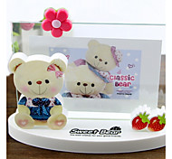 "7""Plastic Picture Frame for Home Decoration(Random Color)"