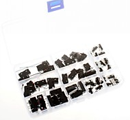 Touch Mouse Switch Switches Miniature Micro Switch Limit Switch Kit (50pcs)