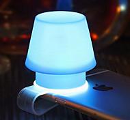 silicium combiné de téléphone support de lampe veilleuse