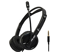SALAR V38V Headphones For Media Player/Tablet / Mobile Phone / Computer With Microphone / DJ / Gaming / Noise-Cancelling