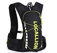 Backpack / Cycling Backpack Reflective Strip / Wearable / Multifunctional Leisure Sports / Running