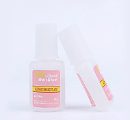 Nail Special Glue 10g Nail Glue Nail Glue Nail Art Stickers with a Brush Stick Drill