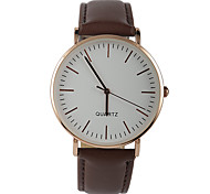 New Ultra Slim Stylish And Simple Men's Quartz Watch Gift
