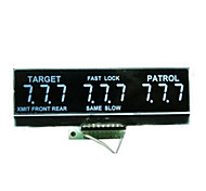 16x2 Character LCD Liquid Crystal Display Highlighting LCD Module