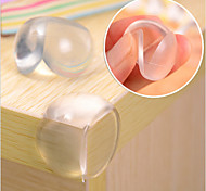 Baby Safety Silicone Protector Desk Table Corner Cover Angle Bead Round Covers Safety