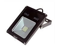 20W LED Flutlichter 1800 lm Kühles Weiß COB Dekorativ / Wasserdicht AC 220-240 V 1 Stücke