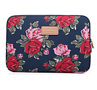 "10"" 11.6"" 13.3"" Peony pattern Laptop Cover Sleeves Shakeproof Case for Macbook,Surface,HP,Dell,Samsung,Sony,Etc"