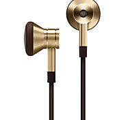 Xiaomi 1More® Earbuds (In Ear)ForMedia Player/Tablet / Mobile Phone /  Volume Control(Gold/Gray)