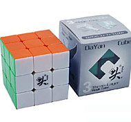 Toys Stress Relievers  Magic Cube 3*3*3 Magic Toy Smooth Speed Cube Magic Cube puzzle Rainbow Plastic