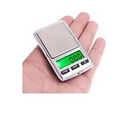 портативные электронные весы ювелирные изделия (диапазон взвешивания: 100 г * 0,01 г)