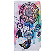 """Для Кейс для Nokia Кошелек / Бумажник для карт / Защита от удара / Защита от пыли / со стендом Кейс для Чехол Кейс дляРисунок """"Ловец"""