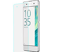 Tempered Glass Front Screen Protector Ultra Clear Scratch Proof Anti-Fingerprint for Sony Xperia XA