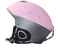 AIDY® Helmet Unisex Snow Sport Helmet Ultra Light (UL) / Sports Sports Helmet Pink Snow Helmet CE EN 1077 PC / EPS Snow Sports / Ski