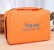 la nueva bolsa de viaje bolsa de lavado en la bolsa