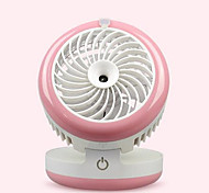 Mini Beauty Water Fan Usb Charging Small Fan Spray Fan Air Conditioning Humidifier Creative Gifts