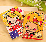 Idg South Korean Stationery Cute Little Book Cartoon Student Notebook 20