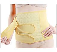 Cintura Suporta Manual Shiatsu Ajuda a perder peso Dinâmicas Ajustáveis Algodão 1 Set of