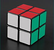 Toys / Magic Cube 2*2*2 / Magic Toy Smooth Speed Cube Magic Cube puzzle Rainbow PVC