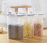Japanese Sealed Pest Moth Rice Cans Rice Flour Barrel