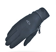 Winter Gloves Unisex Keep Warm Ski & Snowboard / Snowboarding Gray Canvas Free Size-Others