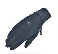Winter Gloves Unisex Keep Warm Ski & Snowboard / Snowboarding Gray Canvas Free Size-Others