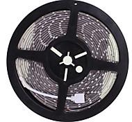водонепроницаемый 5м 16.4ft 300x5630 СМД RGВ / теплый белый / холодный белый / красный / желтый / синий / зеленый свет водить прокладки