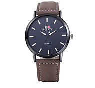 Xu™ Men's Fashion The Fashion Business And Leisure Quartz Watch