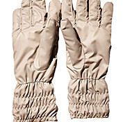 Winter Gloves Unisex Keep Warm Ski & Snowboard / Snowboarding White Canvas Free Size-Others