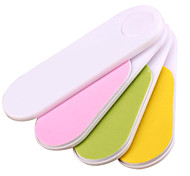 Sandepin ® Four Ways Of Nail Buffers in One Set Random Package Color