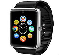 Smart Watch GT08 Phone Sim Card Slot Push Message via Bluetooth for IOS Android Phone