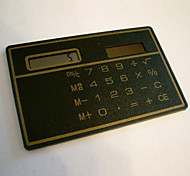 1PC  Solar  Mini Hand-Held Portable Pocket Calculator