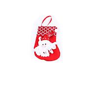 Christmas Decoration Scenes Decorate Mini Christmas Stocking Candy Bag Creative Socks