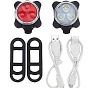 Eclairage de Vélo / bicyclette / Lampe Avant de Vélo / Lampe Arrière de Vélo LED - Cyclisme Transport Facile / Avertissement Autre 40