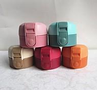 Korea Mini Compact Bouncing Belly Cup Mug Lid Cover