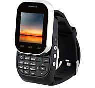 Kenxinda® W1 GSM Watch Phone SC6531 Single Core 1.44Inch 32MB RAM 0.8MP Dual SIM Card