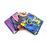 Bandana Bike Breathable Windproof Dust Proof Soft Unisex Orange Royal Blue 100% Polyester