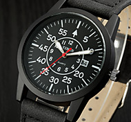 New Watches Hot Brand Man Watches Luxury Leather Strap Quartz Watches Sports Watches for Men Watches Relogio Masculino