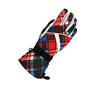 Cycling Gloves / Ski Gloves Winter Gloves Unisex Keep Warm Ski & Snowboard / Snowboarding White / Red / Purple / Others Canvas Free Size