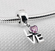 Women's Silver Sterling Silver Pendant 1 PC